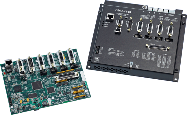 DMC-41x3 motion control card